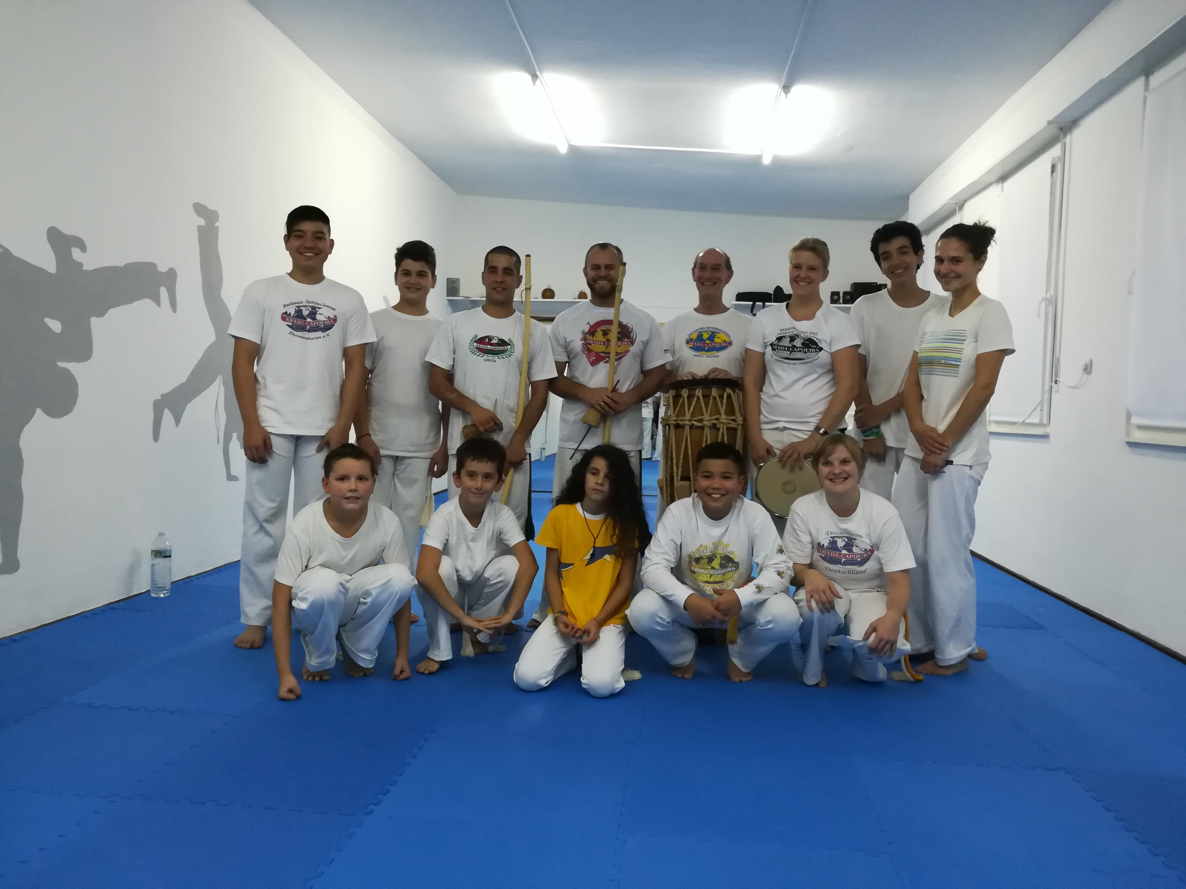 capoeira mannheim